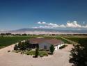 Aerial View House & Mesa